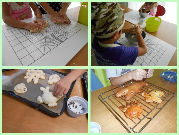 夏休み親子教室