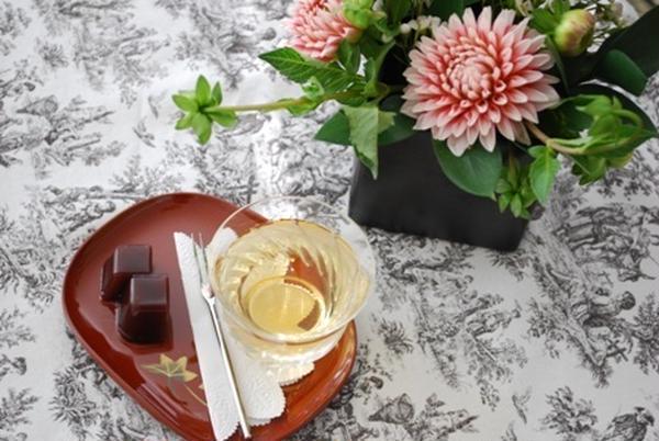 春摘みダージリンのお茶会