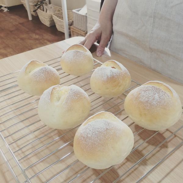 手こねパンクラスはビギナーさんもボリュームあるパンが作れます