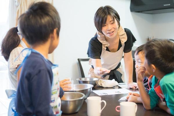 4歳~小学生向け「台所から生きる力を育む料理の基礎レッスン」
