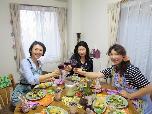 ワインに合うタイ料理 タイ・フュージョン料理です。