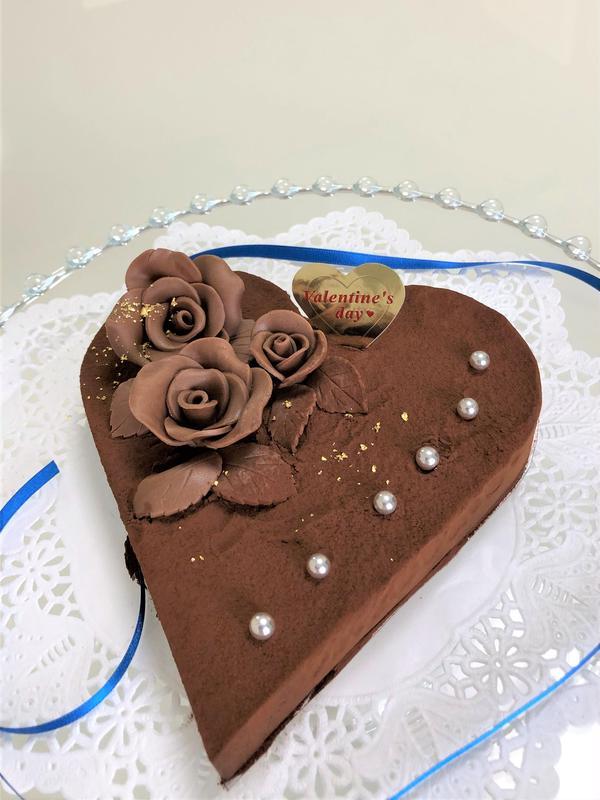 バレンタインに愛をこめて(生チョコ)