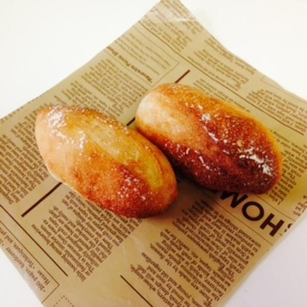 低温長時間発酵のソフトフランスパン
