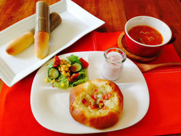 簡単、美味しい!のカフェスタイルのレッスン