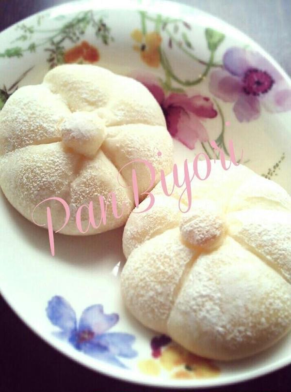 米粉の白パン(レギュラーメニュー)