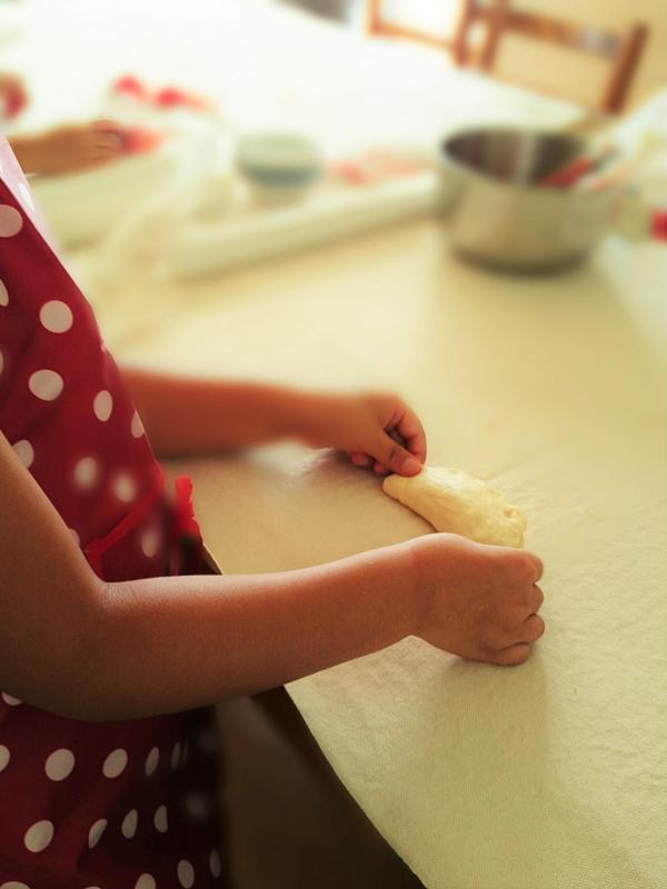 子どもパン教室