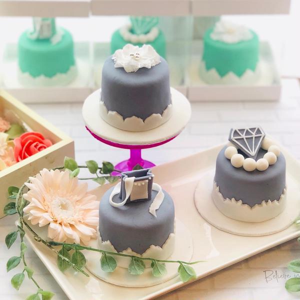 アニバーサリーケーキ認定講座は、可愛すぎて、美味しくて人気!
