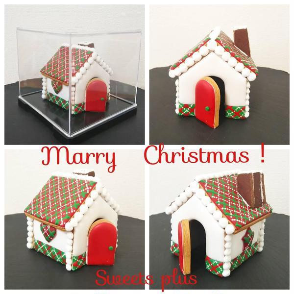 クリスマスヘクセンハウス♡