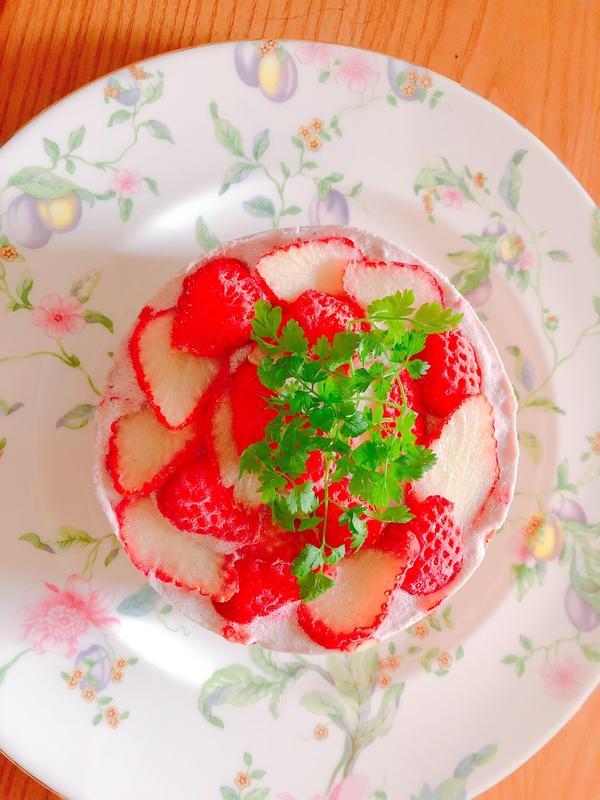 ローいちごケーキ