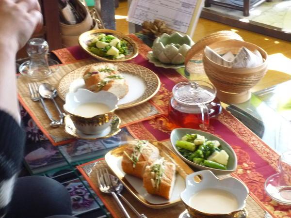春食材料理発見レッスン生徒さんの作品