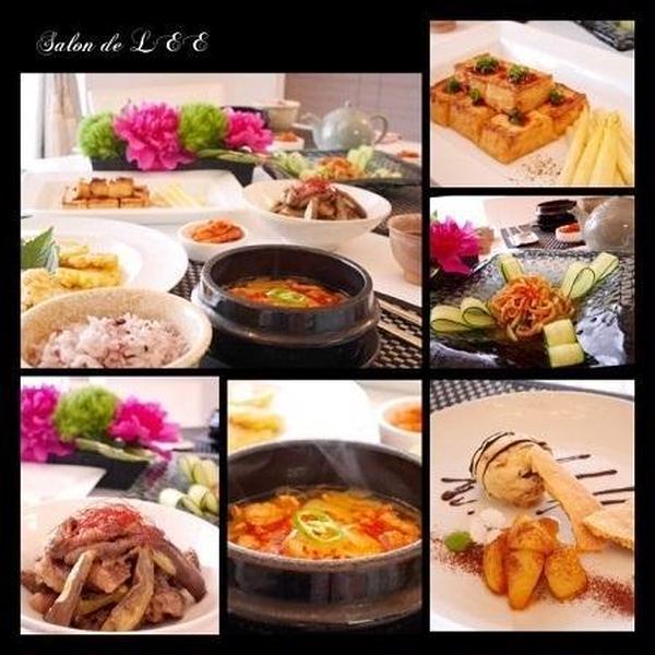 韓国料理レッスン 【 熱々チゲ 】