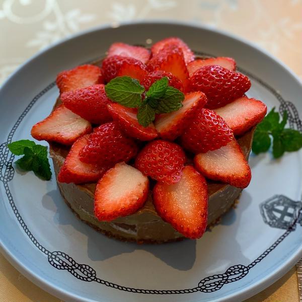 【レシピ一覧】アボカドチョコレートローケーキ