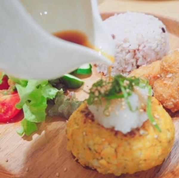 【レシピ一覧】大豆ミートハンバーグと唐揚げ