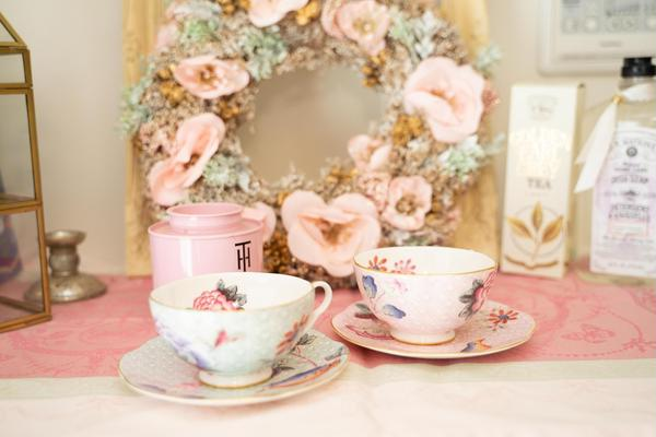 レッスンの際には美味しいお茶を沢山お出し致します