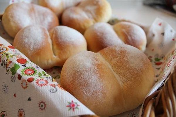 ブレッチェン(ハイジの白パン)