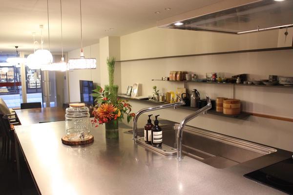 キッチンスタジオです。