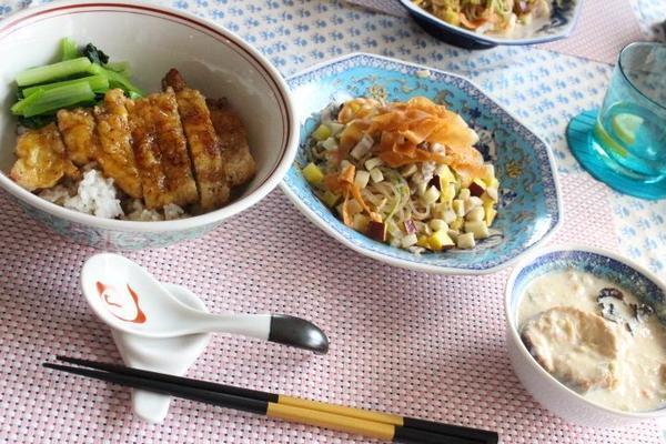 中華料理は中華鍋・蒸篭・お玉までプロ仕様のものを体験