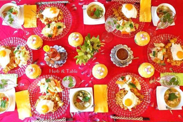 スパイスでインドネシア料理レッスン♪