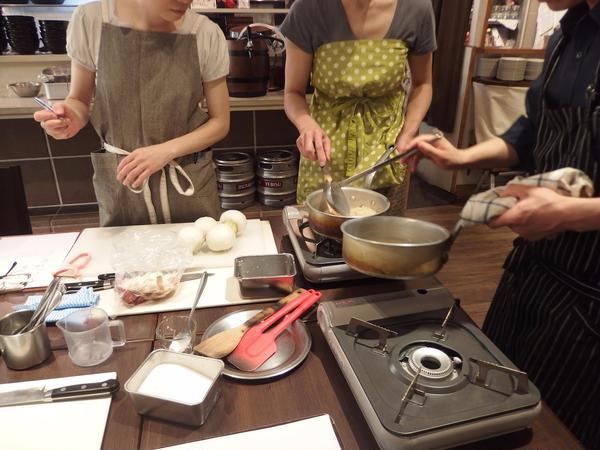 料理教室も開催しております!