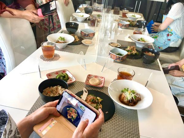 沖縄料理レッスン最終日