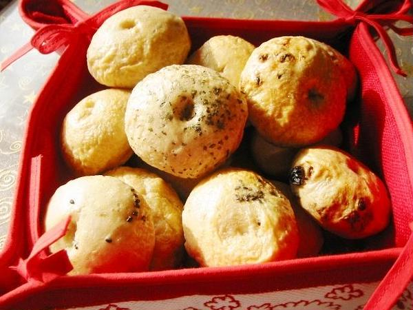 パン教室。ベーグルはやっぱり自家製酵母が一番おいしい!
