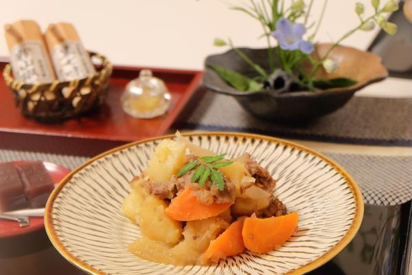 素材の味を生かす調理法を知れば、おのずと調味料が減らせます!
