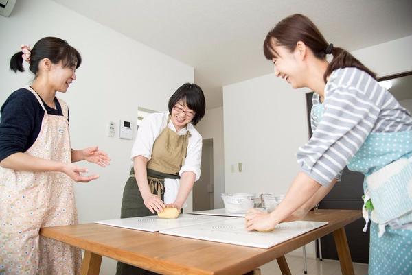 パン作りが初めての方もどうぞご安心ください(^^)