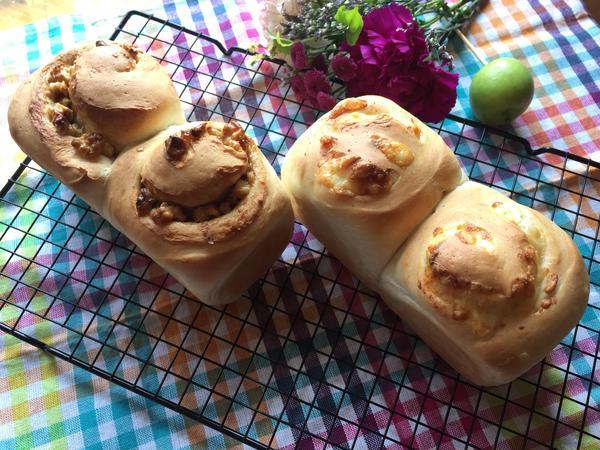 9月5日 Tさん作 『パウンド型で焼く食パン』