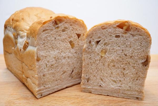 シンプル食パンクラス 〜くるみメープル食パン〜
