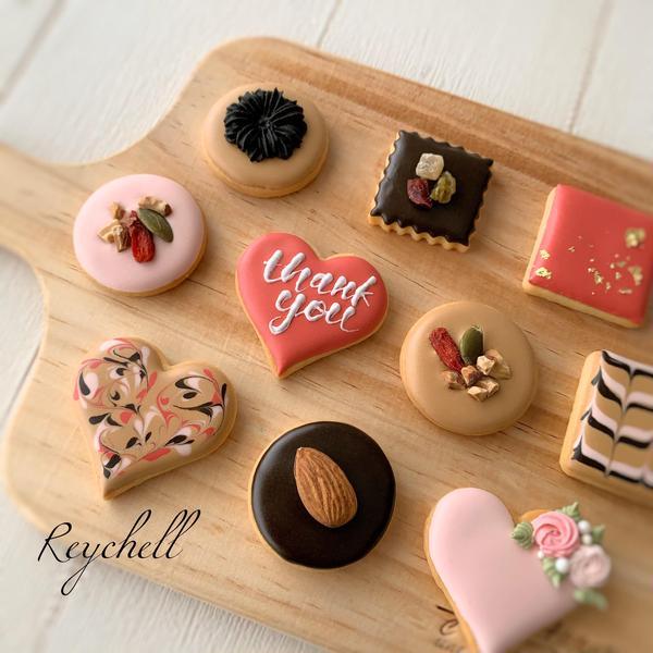 チョコ風クッキー