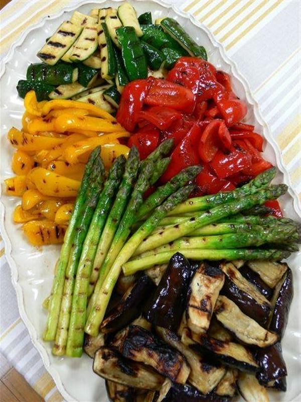 グリル焼き野菜!レシピアップしています。