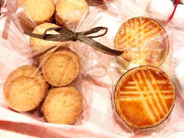 ココナッツほろほろクッキー ガレットブルトンヌ