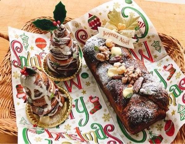 2017年クリスマスショコラメニュー