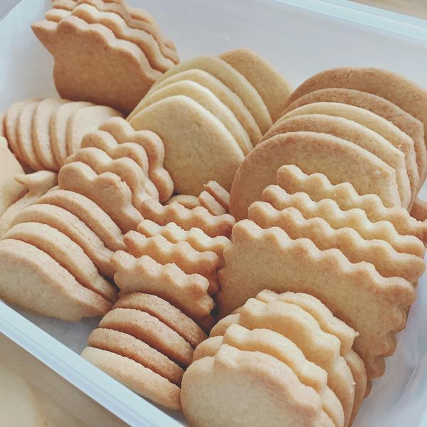 アイシング用クッキー