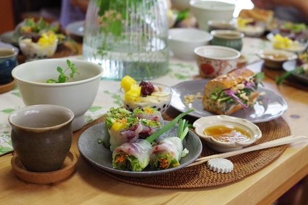 夏に食べたいアジアン料理