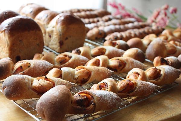 作りに来てこそ分かるパンの周りの幸せを存分に感じてもらえます