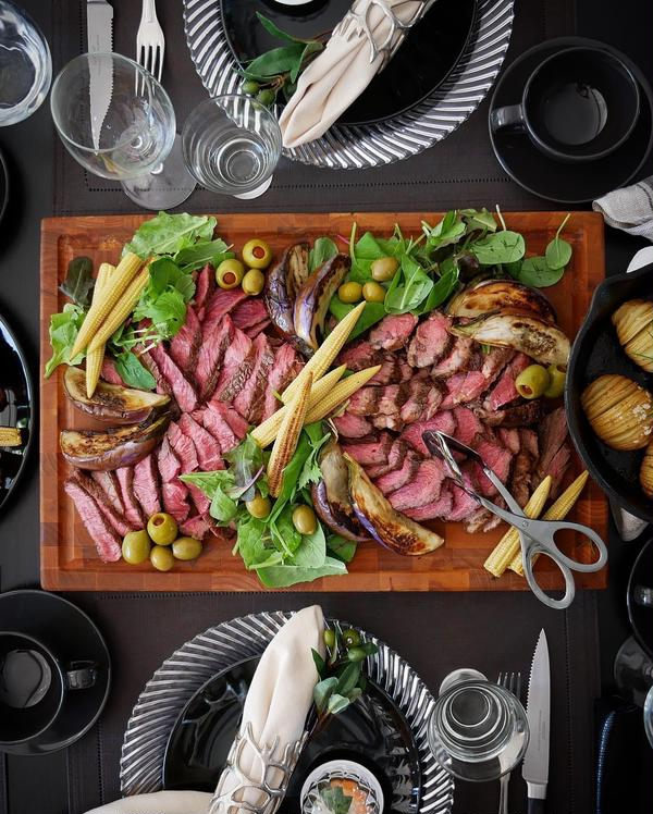 USビーフの厚切りステーキ「肉の焼き方」レッスン