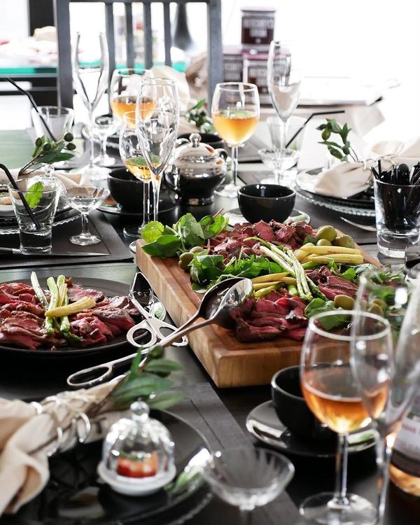 食事系のレッスンの試食はホームパーティー形式です(^^)