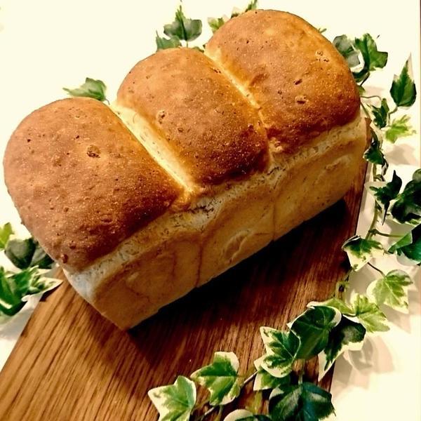 もっちり玄米食パン