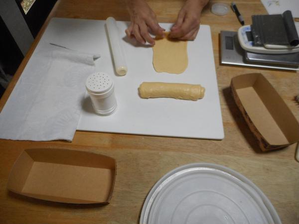 自宅では作れないようなパンを学べる講座があるのも魅力のひとつ