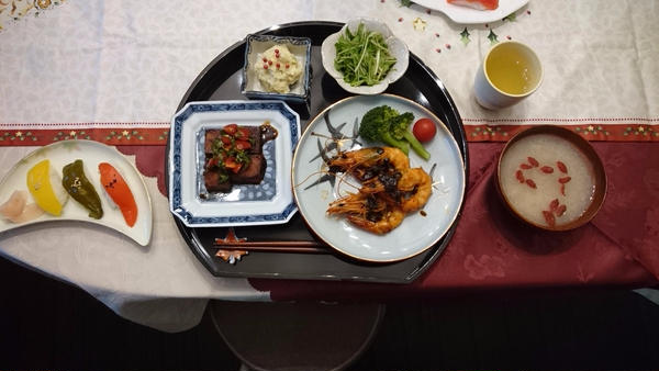 11月の和食の膳