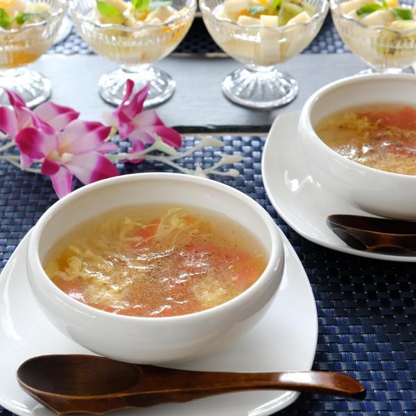 中華料理レッスン 卵をふわとろにするコツをお伝えします。