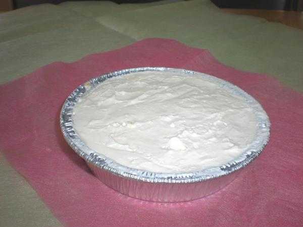 9月レアチーズケーキ