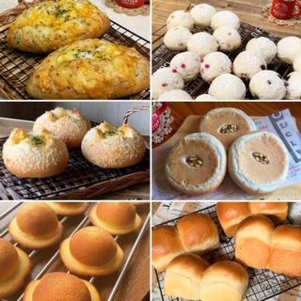 【応用のパンコース 全6回 特典付き】