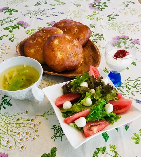 大豆粉で作る低糖質パン