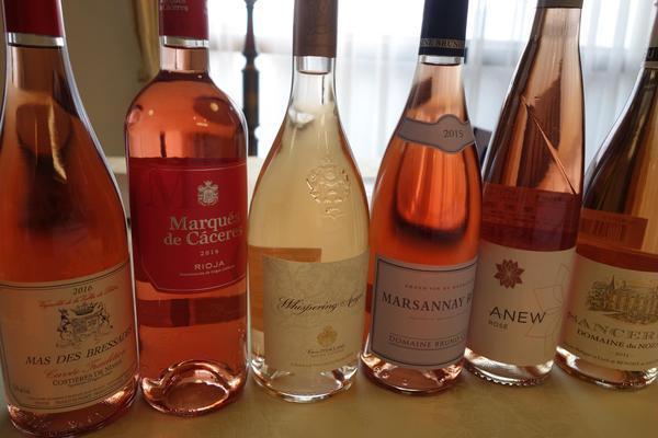毎月「ワインのクラス」も開催しています。