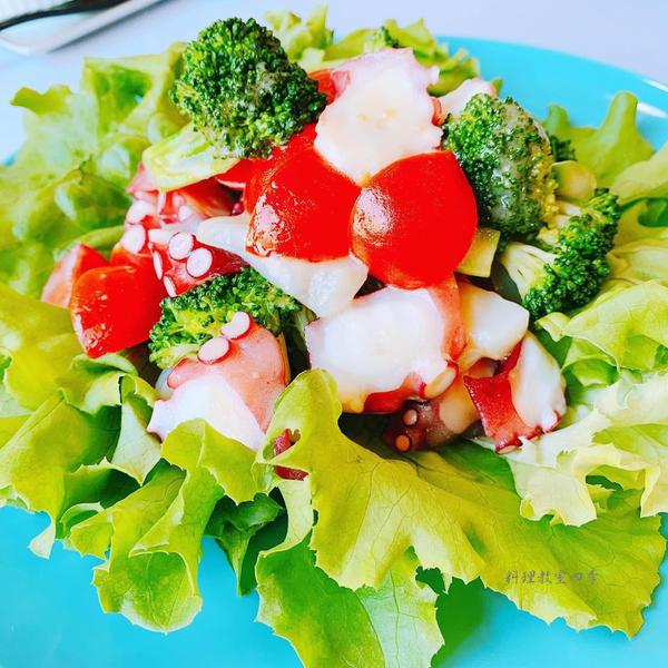 2019年6月【発酵クラス】 魚介の醤油麹サラダ