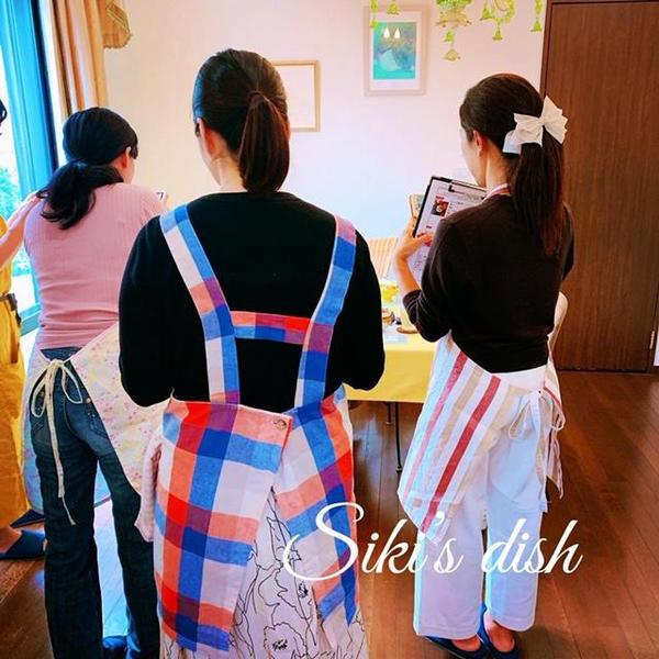19年10月日本料理 皆さんの撮影の様子を撮影♪