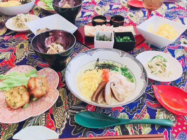 奄美料理☆鶏飯 鶏出汁でいただく逸品♪