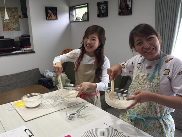 手作りパンで笑顔に